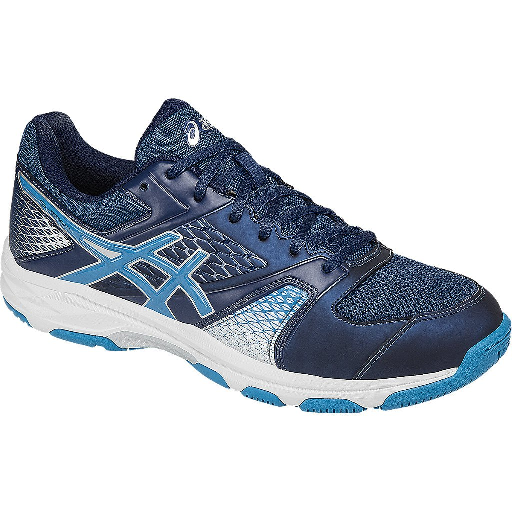 low priced 3660f 59a46 Asics Gel Domain 4 Mens Indoor Court Shoe (Blue/White)