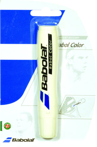 Babolat Stencil Ink (White) - RacquetGuys