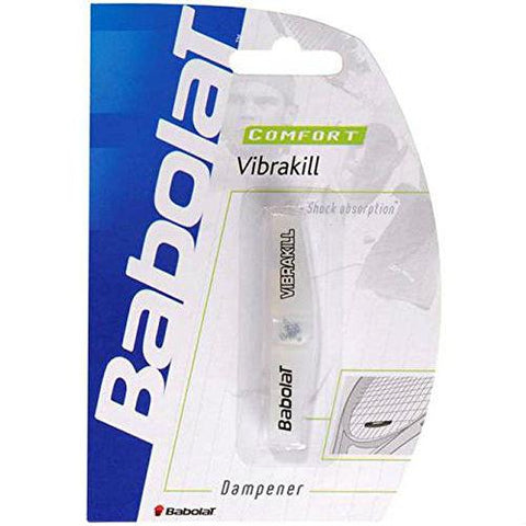 This Babolat Vibrakill Virbation dampener for high performance and comfort. It also has the snake-like appearance. This is a great dampener that will serve above any player needs.