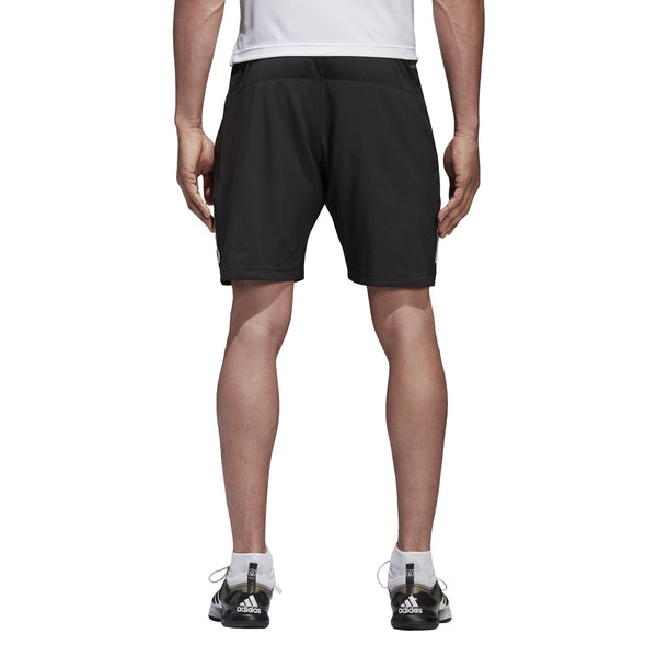 Adidas Mens Spring Club 3 Stripe Shorts