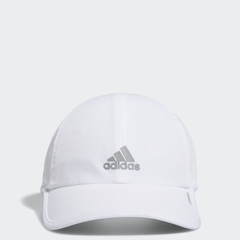 adidas Women's Superlite Hat (White) - RacquetGuys