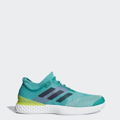 wholesale dealer 4508a d4142 adidas Adizero Ubersonic 3 Mens Tennis Shoe (AquaInkPink)