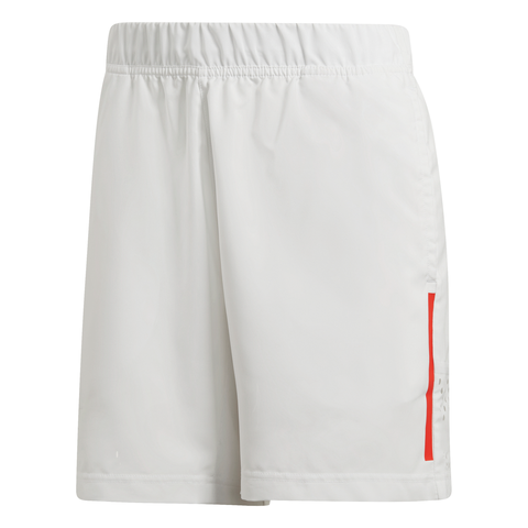 adidas Men's Stella McCartney Shorts (White) - RacquetGuys