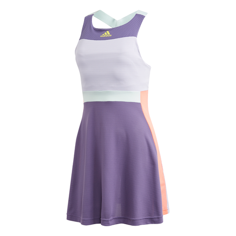 adidas Women's HEAT.RDY Y-Dress (Purple) - RacquetGuys