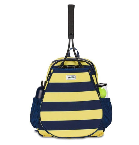 Ame & Lulu Game On Happy Backpack Racquet Bag - RacquetGuys