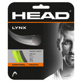 Head Lynx 18 Tennis String (Yellow)