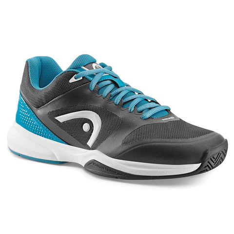 HEAD Revolt Team 2.0 Mens Tennis Shoe (Black/Blue)