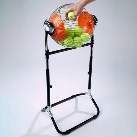 Kollectaball K-Hopper Tennis/Pickleball Collector + Feeder - RacquetGuys