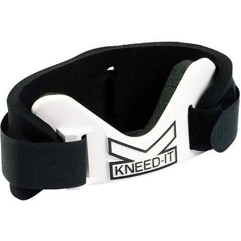 KneedIt Knee Band (White) - RacquetGuys