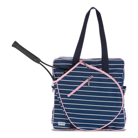Ame & Lulu On Tour Frankie Tote Racquet Bag - RacquetGuys