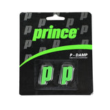 Prince P Damp Vibration Dampener 2 Pack (Assorted Colours) - RacquetGuys