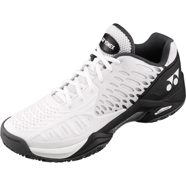 Yonex Power Cushion Eclipsion Mens Tennis Shoe (White/Black)