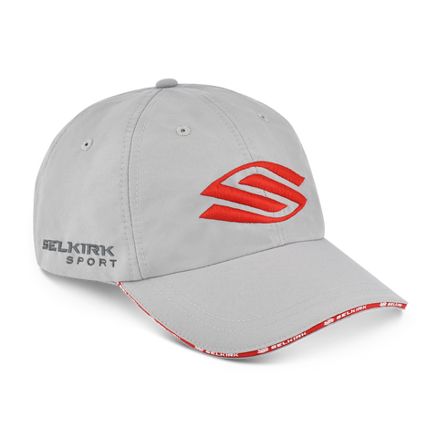 Selkirk Core Hat (Grey) - RacquetGuys.ca