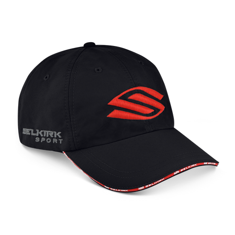 Selkirk Core Hat (Black) - RacquetGuys.ca