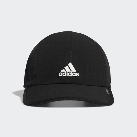 adidas Junior Superlite Hat (Black) - RacquetGuys