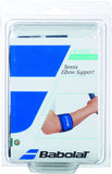 Babolat Elbow Support (Blue) - RacquetGuys