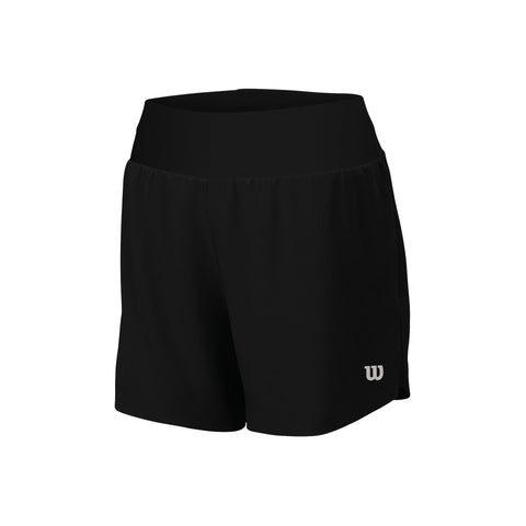 Wilson Womens Sporty 3 Inseam Shorts
