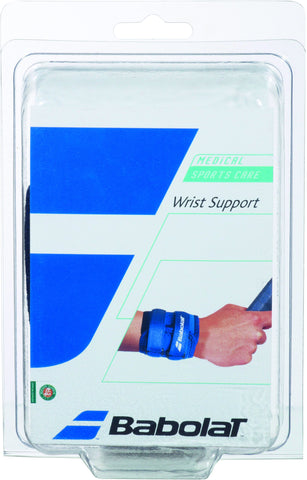 Babolat Wrist Support (Blue) - RacquetGuys