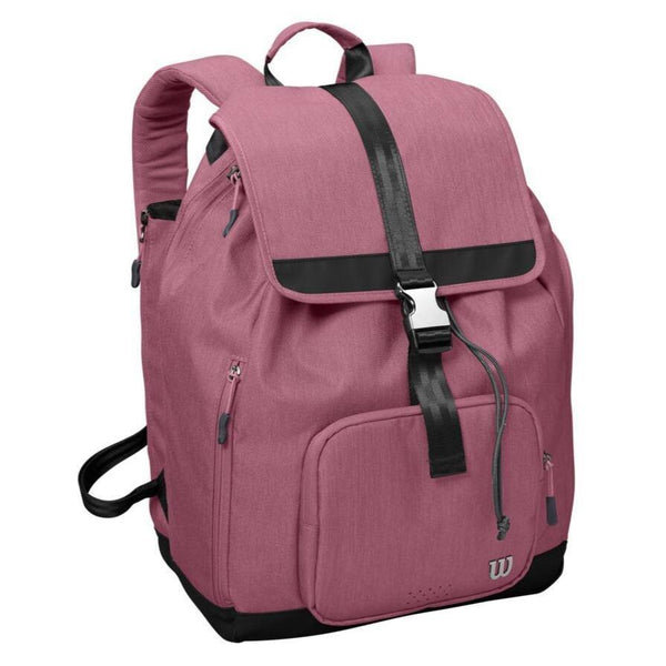Wilson Women's Fold Over Backpack (Pink)