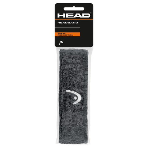 Head Headband (Black) - RacquetGuys