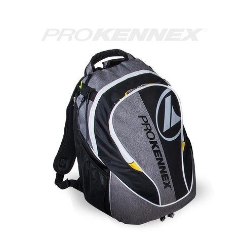 ProKennex Q Gear Backpack Racquet Bag (Grey)