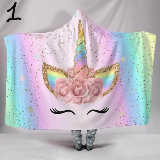 [0]Unicorn Blanket