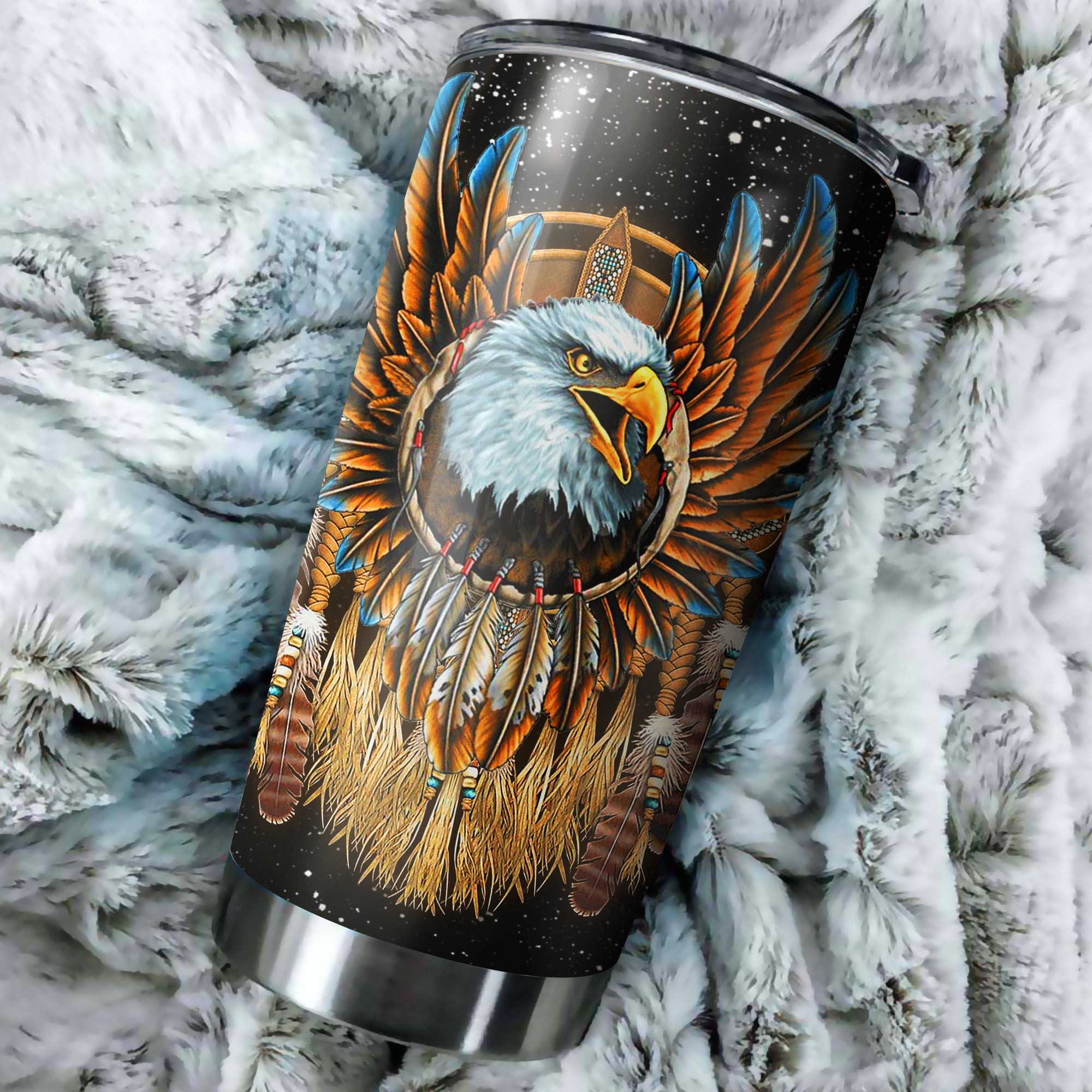 Eagle 3D Native Tumbler