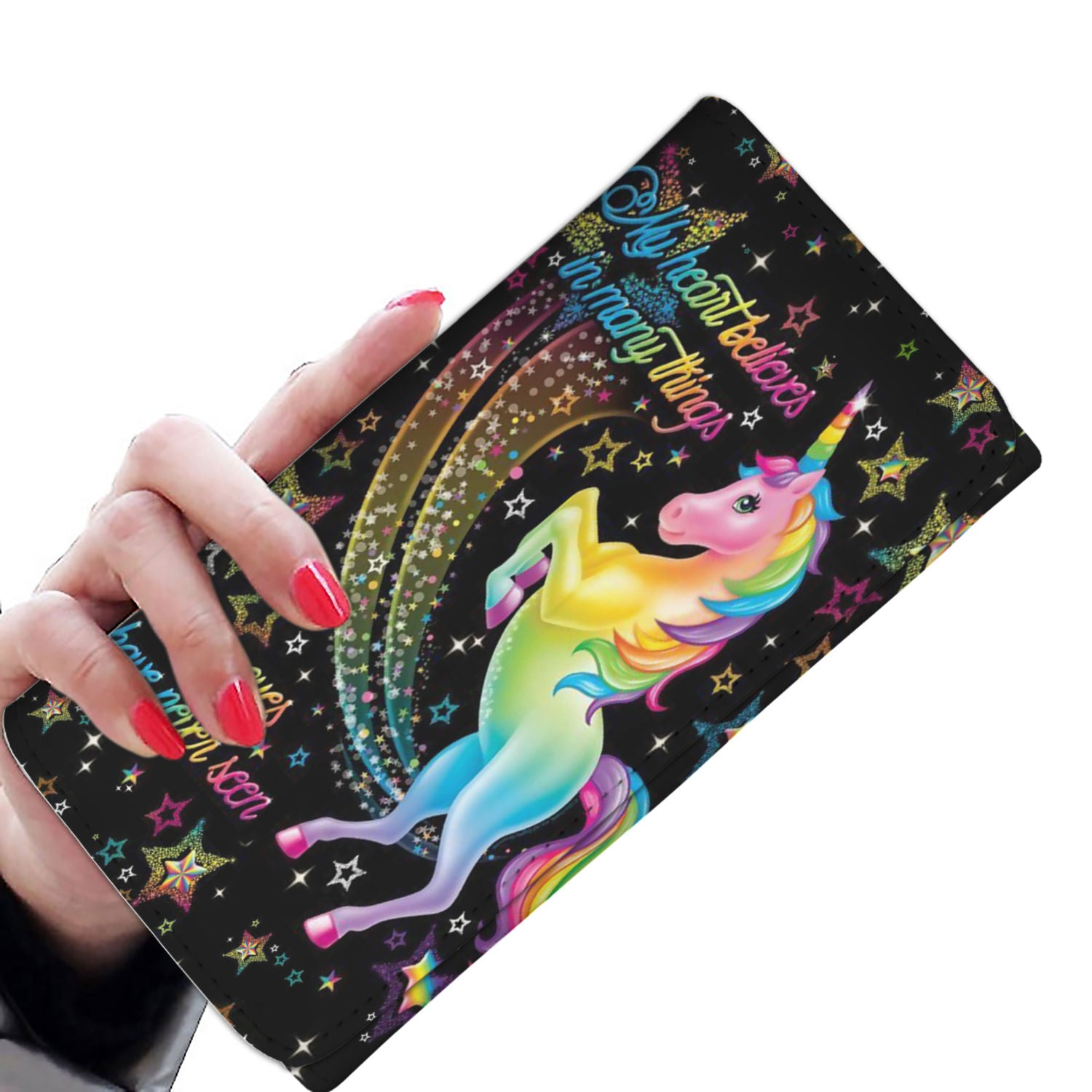 Unicorn Women Wallet