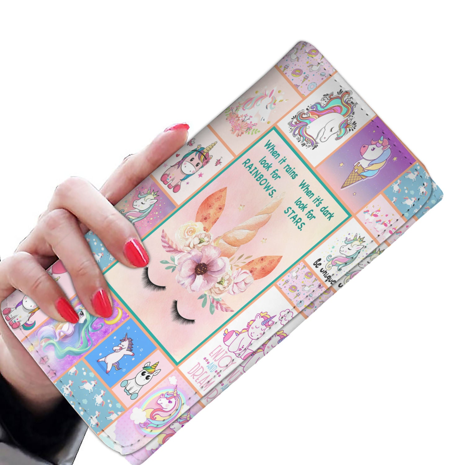 Unicorn Magic Women Wallet