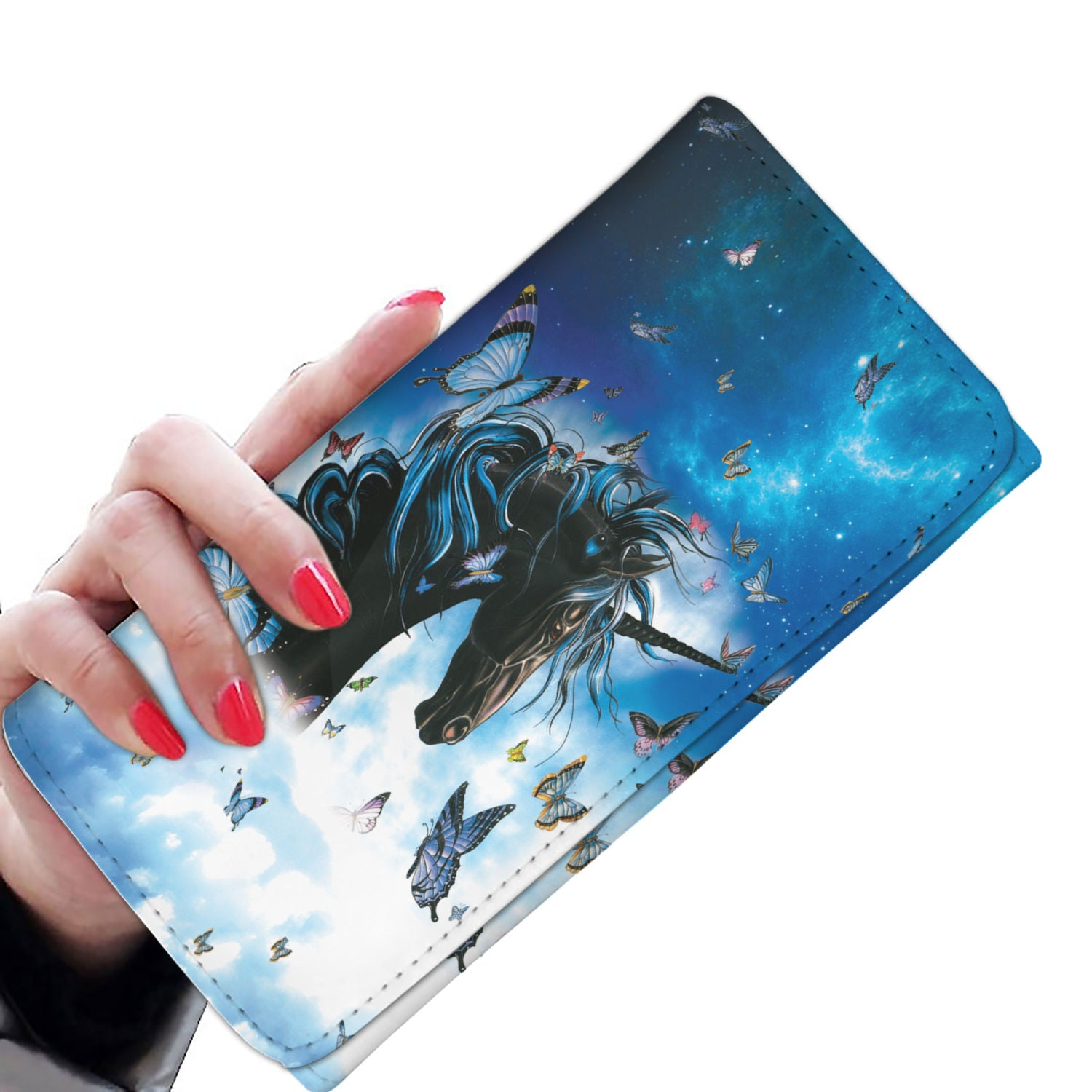 Unicorn Magical Women Wallet
