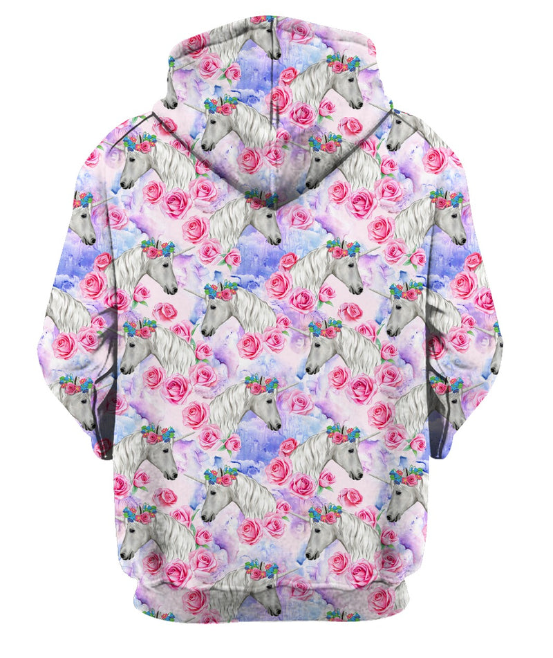 Unicorn Flower Shirt