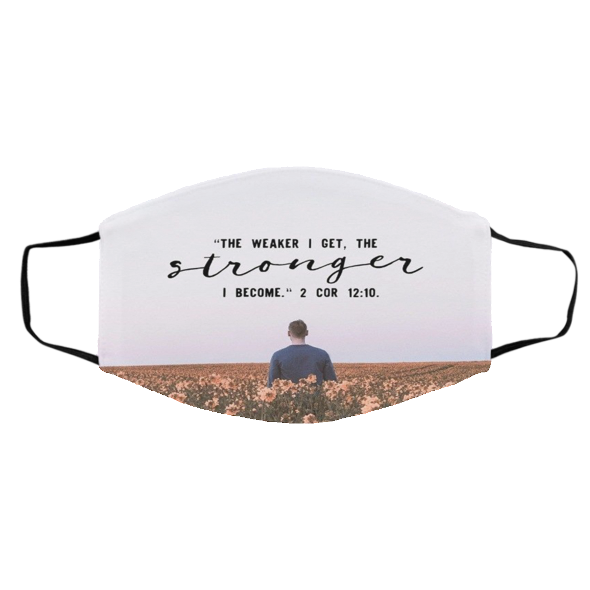 Stronger Cloth Face Mask