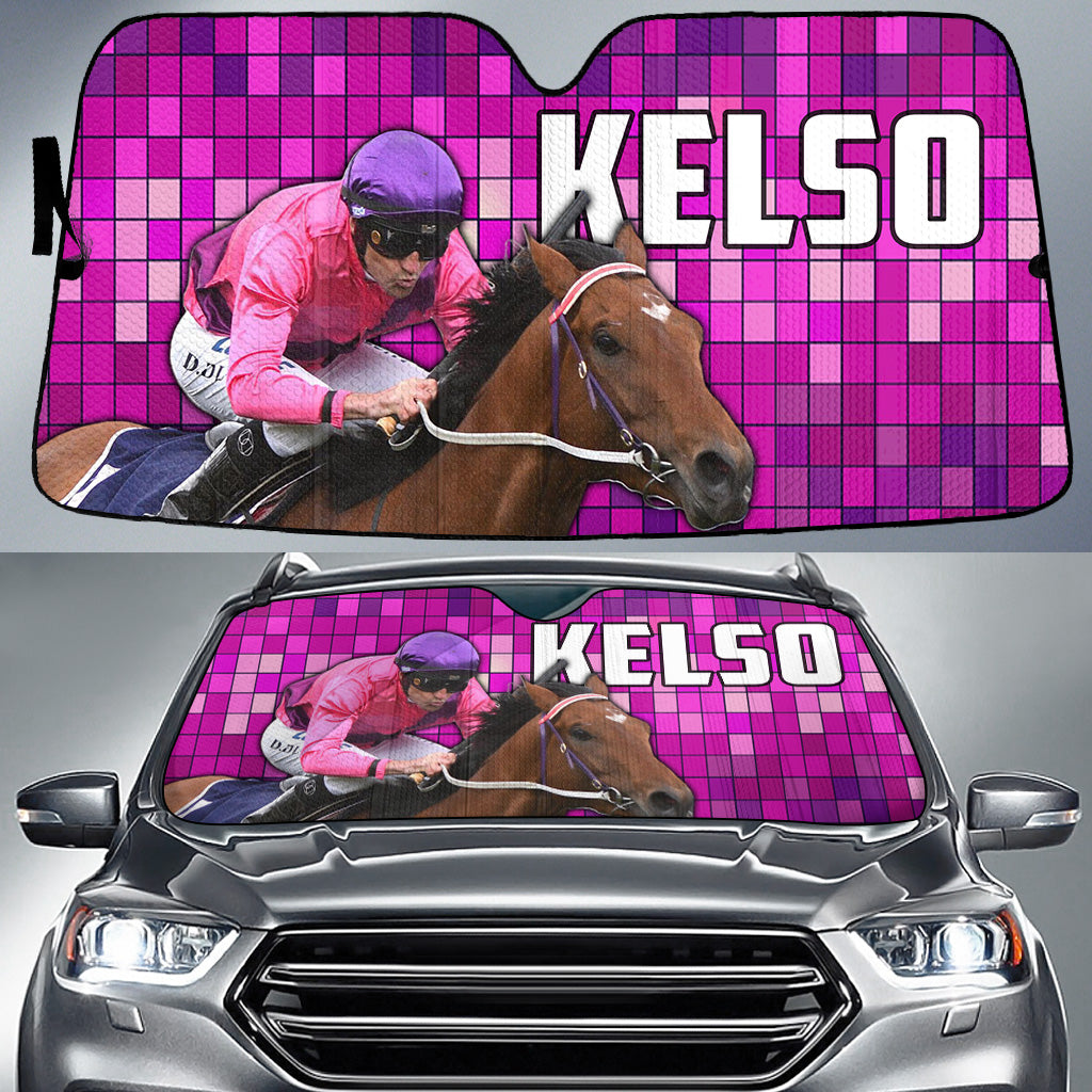 Kelso Auto Sun Shade