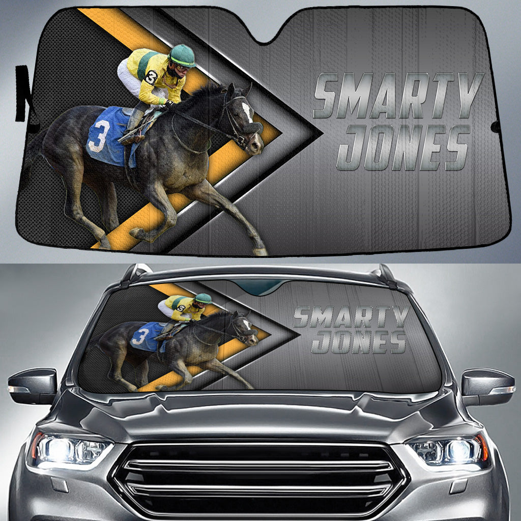 Smarty Jones Auto Sun Shade
