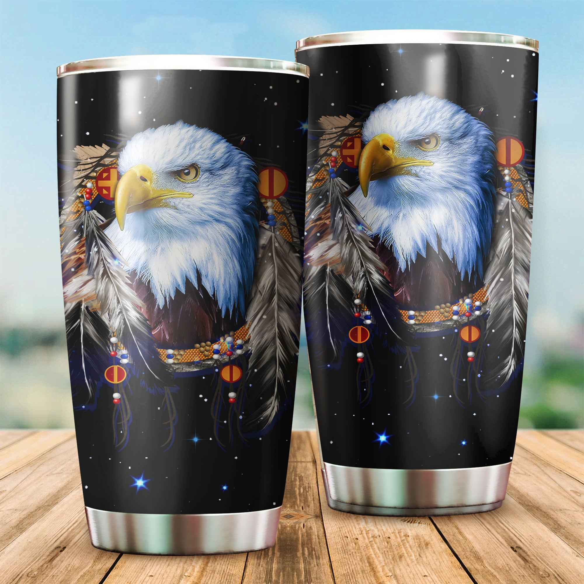 Eagle Native Tumbler