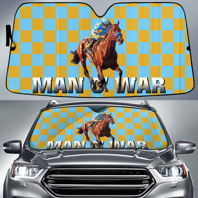 Man O' War Auto Sun Shade