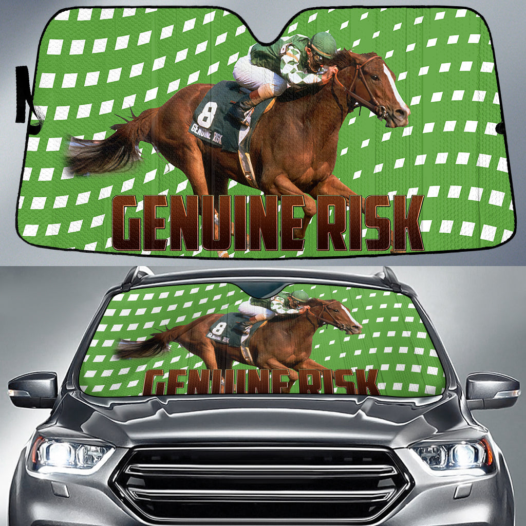 Genuine Risk Auto Sun Shade