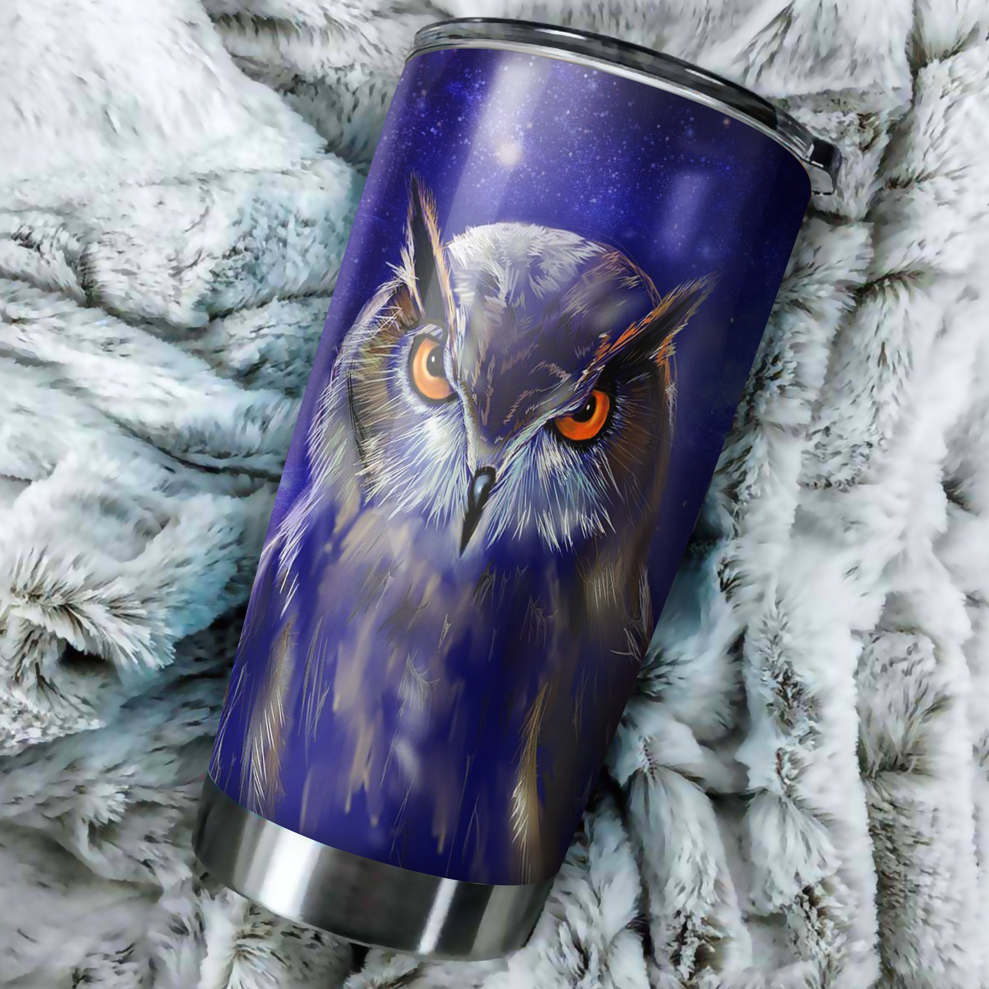 Owl Native Tumbler
