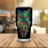 Owl Native American Tumbler