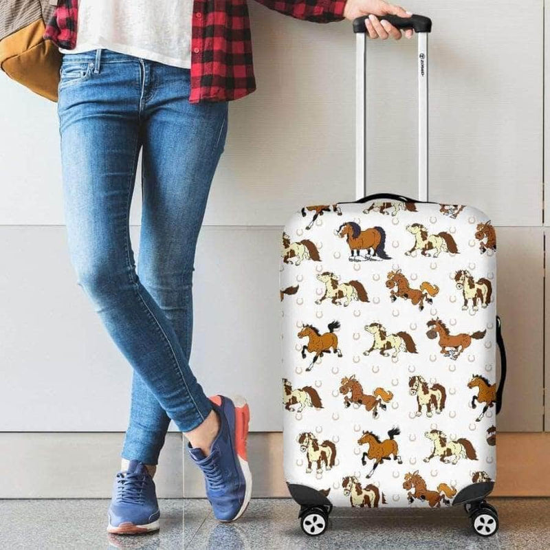 All Horse Luggage Covers