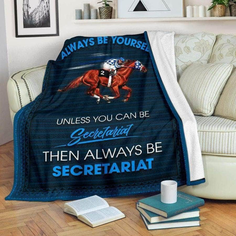 Always be Secretariat