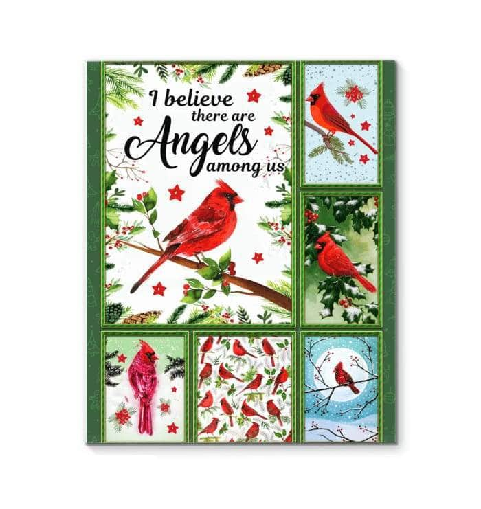 Angels Among us - Canvas