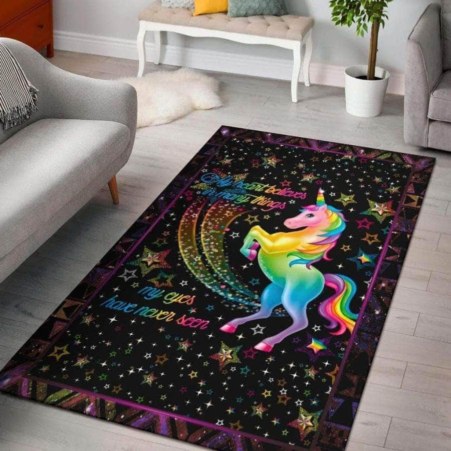Area Rug - Unicorn