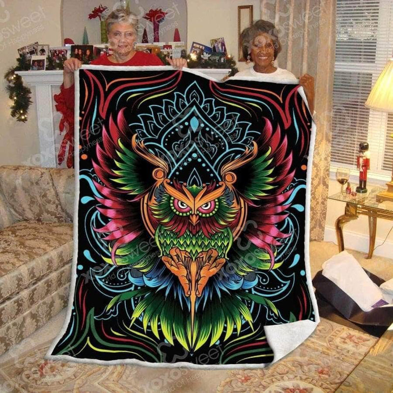 Awesome Owl - Blanket