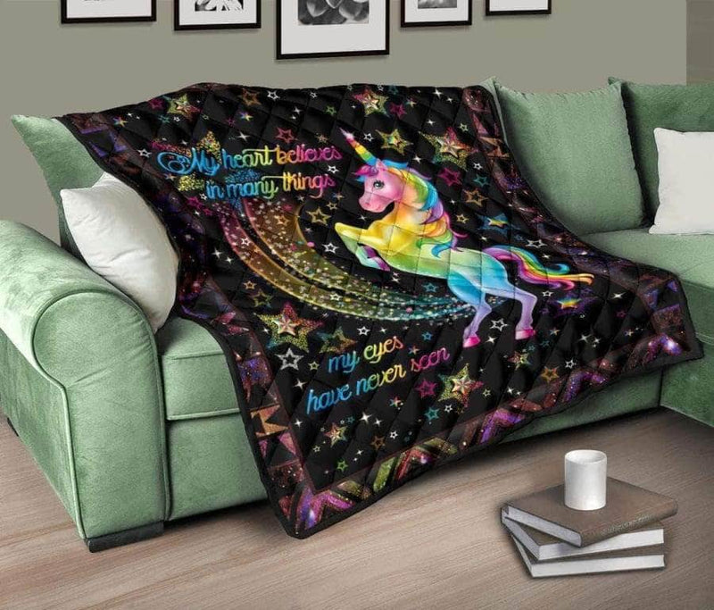 Believe In Magic - Premium Quilt