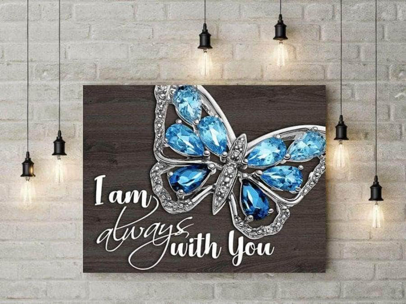Butterfly I am always with you