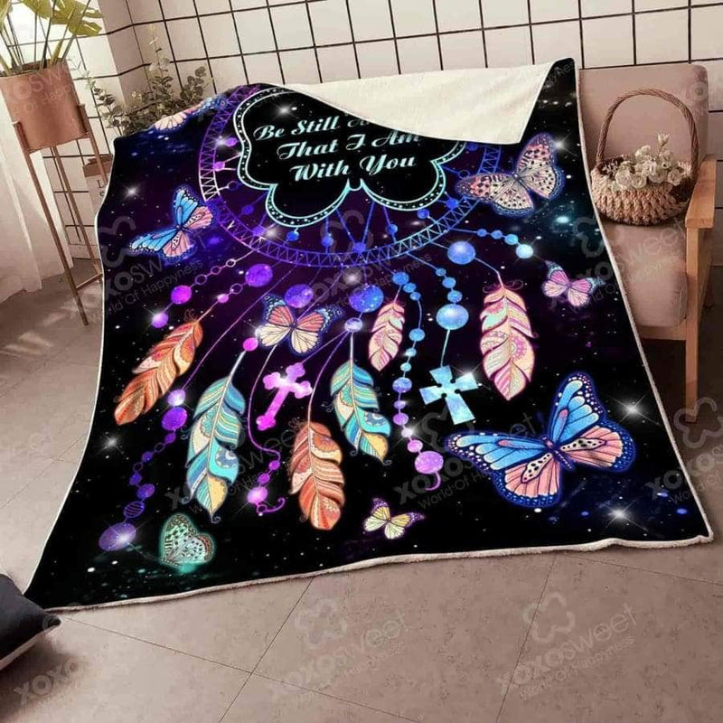 Butterfly with you - Blanket