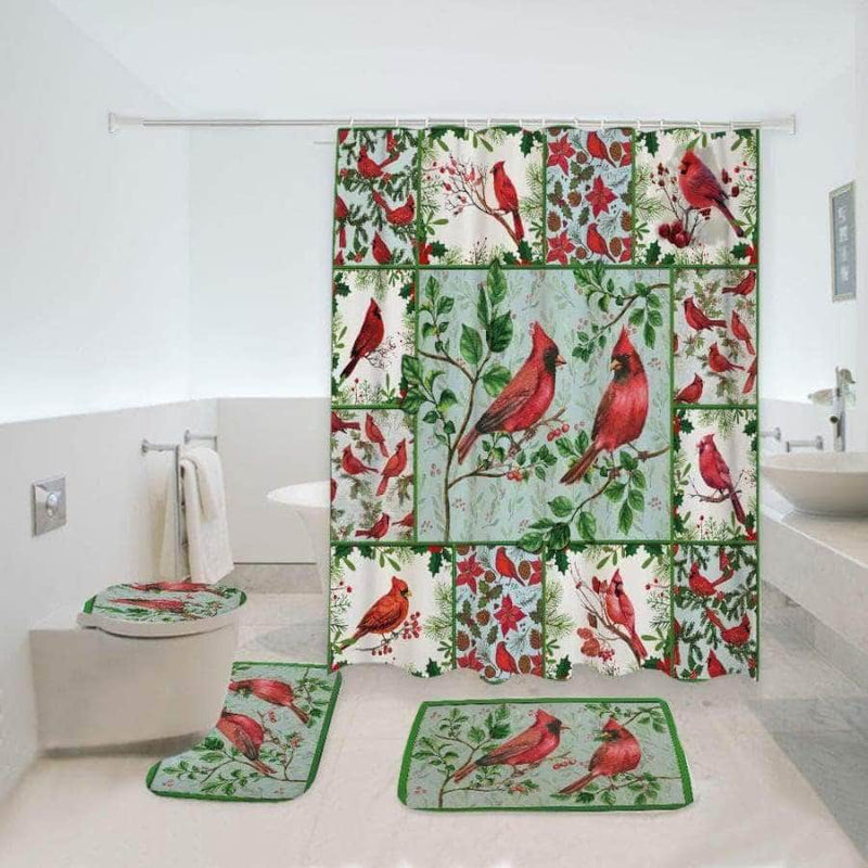 Cardinal Bathroom Set