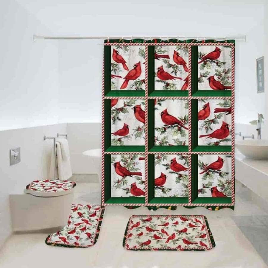 Cardinal Beautiful Bathroom Set