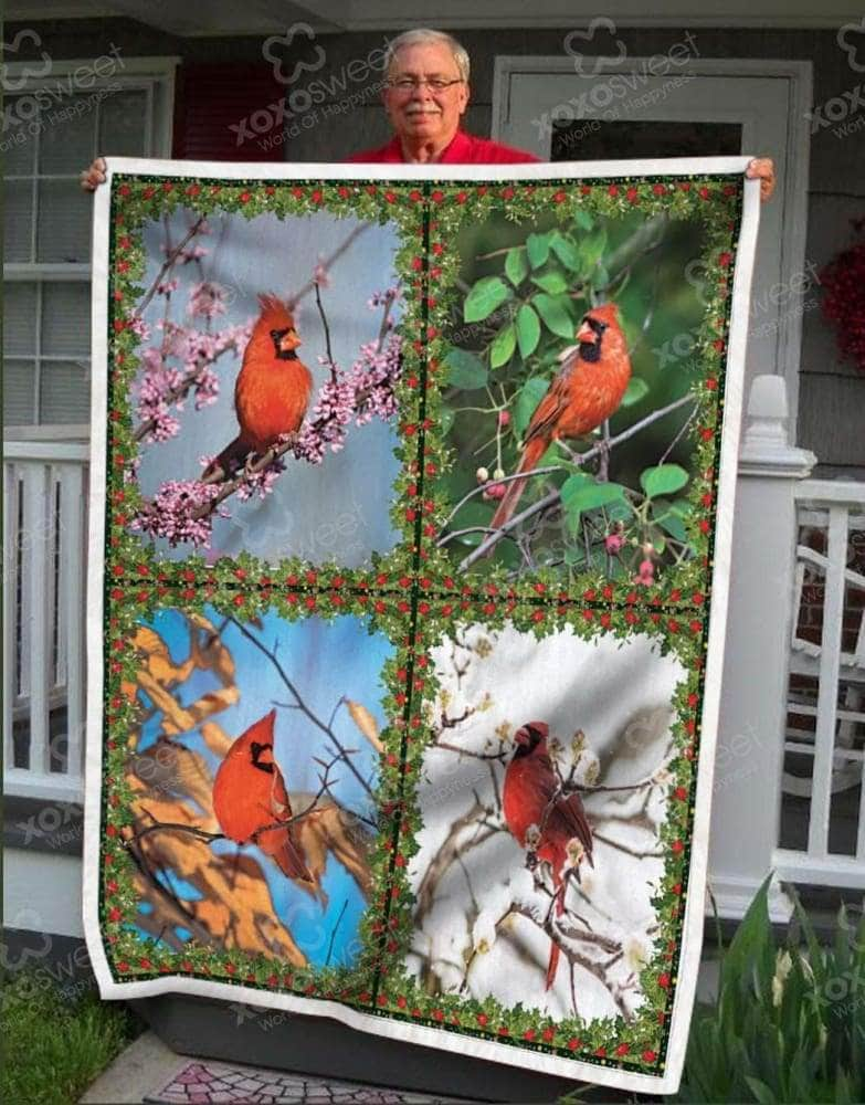 CARDINAL BLANKET FOUR SEASONS